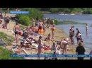 Аномальная жара на европейской части России выходит на пик