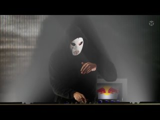 Angerfist @ The Wall by Q-Dance, Tomorrowland Around The World