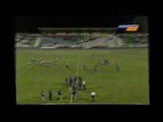 Черноморец 0-1 Валенсия. Кубок УЕФА 2001/2002