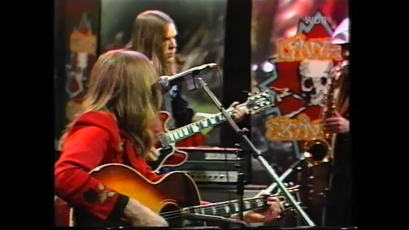 The Eric Burdon Band Henry McCullough Band Frankie Miller's Full House Rockpalast Special WDR German TV 1976 Part 2