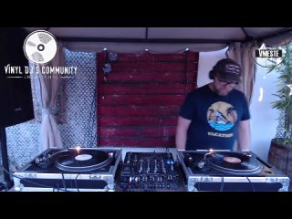 DJ BOB VMESTE BAR SUMMER PLACE FROM VINYL LIVE MIX