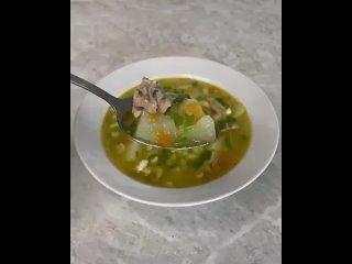 Суп из детства