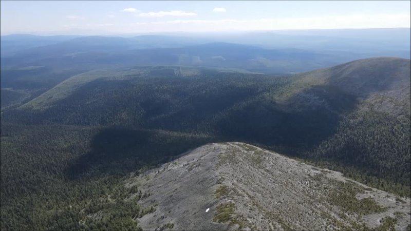 Sosvinský kámen na severním Uralu dílo přírody nebo člověka