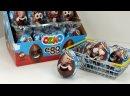 Распаковка новинки из Турции Шоколадное яйцо Ozmo Egg Face⚡