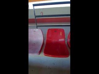 Как реставрируют сиденья стадиона