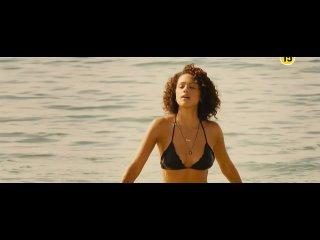 Nathalie Emmanuel Bikini Scene From Furious 7 HD