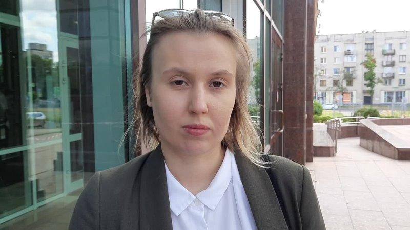 Правозащитница Варвара Михайлова комментирует дело активиста Красимира Врански