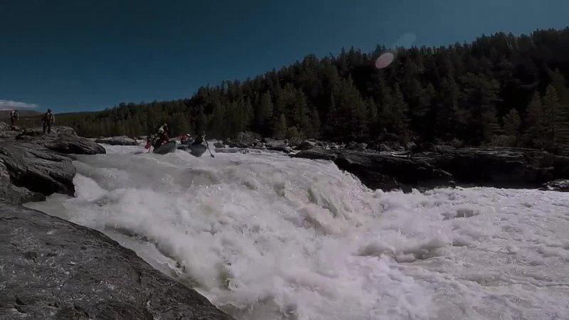 Видео от Водный туризм ТК МГТУ им Баумана WWbmstu