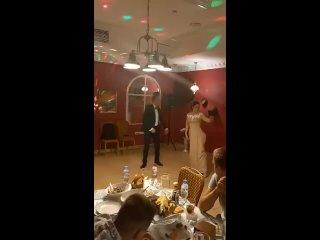 свадебный танец Анны и Кирилла