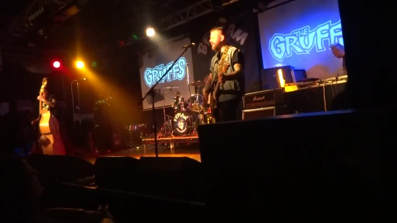 The Gruffs HD Live Bedlam Breakout 23