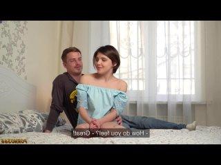 Defloration: Julia Lepenyhal - first anal sex on casting (porno,sex,full,xxx,teen,ero,fuck,suck,lick,pussy)