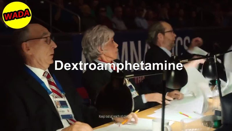 Симона Байлз декстроамфетамин метилфенидат дексметилфенидат