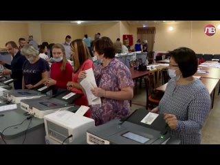 Избирательные участки Липецка и Ельца оснастят КОИБ