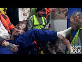 [scottxxx] Dirty Workies - The 3Some (Tyrone Davy, Frank Fontaine, Billy Joe)