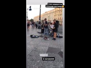 ЦВЕТНЫеСНЫ на Площади Востания