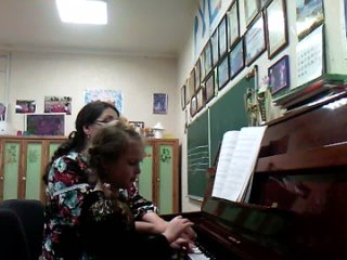 Прыг-скок Оливия Колабина 6 лет