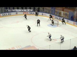 Курьезный гол в товарищеском матче МХЛ