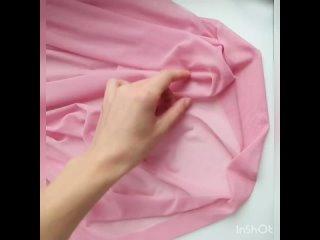 """Сетка эластичная Производитель: """"Lauma Fabrics"""" (Латвия). Цвет: фламинго. Ширина: 140см. #TiAnOl"""