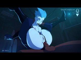 Rule 34 | Правило №34 Хентай и Порно | Hentai R34: Черная Молния x Livewire [Юное правосудие] (QueenComplex)