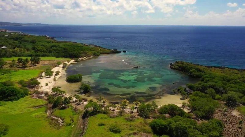 Honduras country tour Roatan Island Guanaja Tegucigalpa 4k video Honduras travel from drone