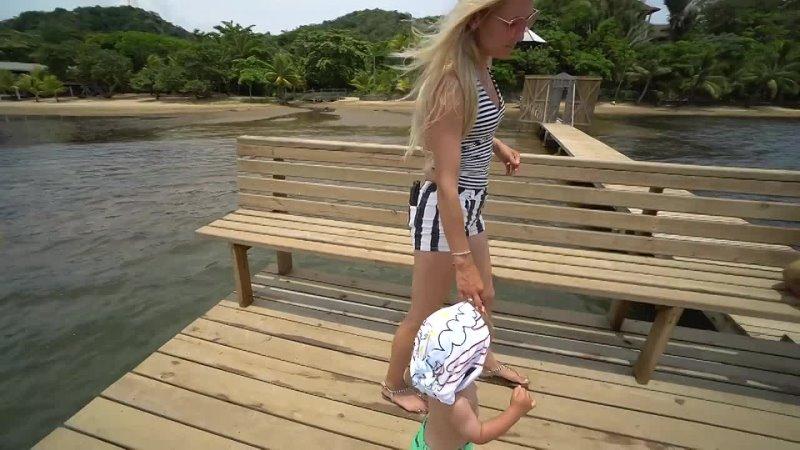 Карибский круиз пляжи Гондураса остров Роатан
