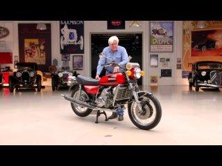 Rotary Engine Motorcycle؟ 1975 Suzuki RE5 - Jay Lenos Garage