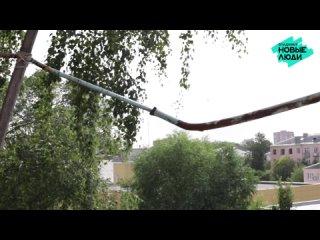 Аварийные балконы во Владимире