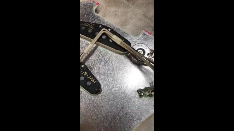 Видео от ИГСР Изготовим гитару своими руками DIY guitars