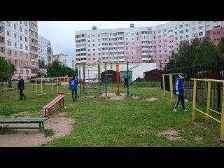 Очередной субботник в рамках проекта «Чистый город» прошел в Смоленске