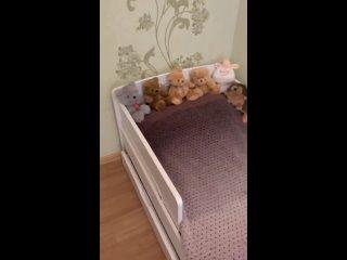 Детская кровать KINDER-COOL
