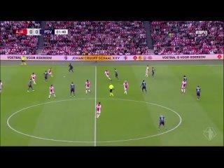 Первый гол Мадуэке в ворота «Аякса»
