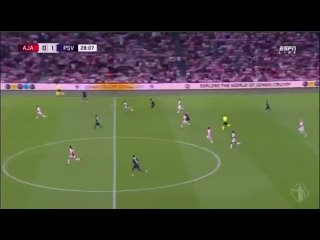 Второй гол Мадуэке в ворота «Аякса»