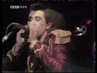 Bryan Ferry & Roxy Music - The Bugus Man Pt. 2 (November 1972)