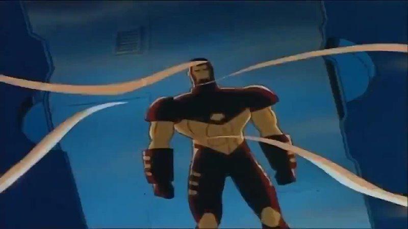 Железный человек Заставка 1994 1996