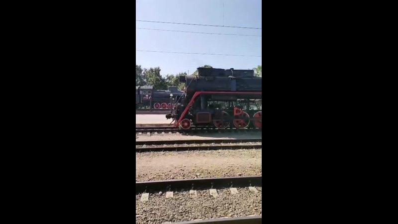 Первую поездку совершил в Воронежской области экскурсионный ретро поезд