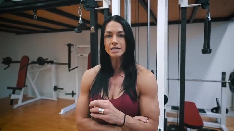 """20 Minutes upper Body Workout Push and Pull"""" Fitness and Health Cindy Landolt"""