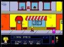 Обзор игры Simpsons Bart vs The Space Mutants.SEGA.Симпсоны Барт против космических мутантов.11DeadFace