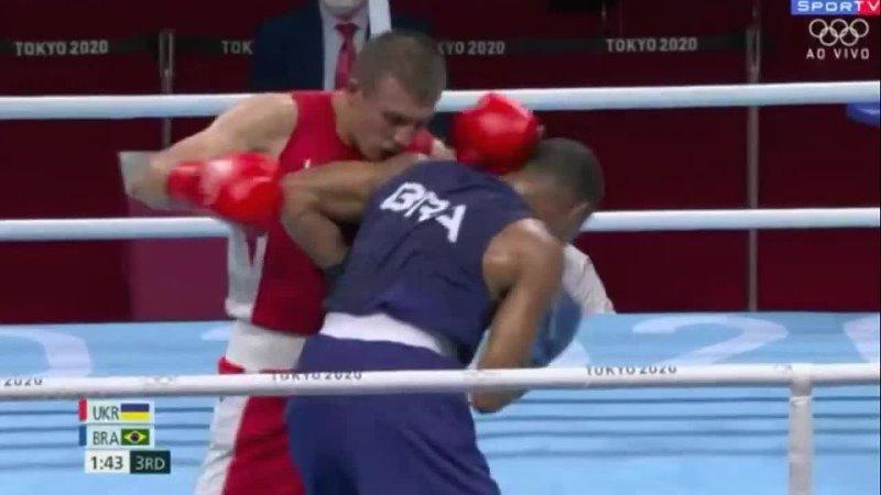Эберт Соуза Олимпийский чемпион