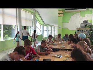 Видео от Детский  лагерь «Солнышко», ВДЦ «Орлёнок»