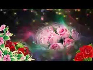 С Днем рождения Женщине Очень красивая музыкальная Видео открытка Поздравление с Днем Рождения144px
