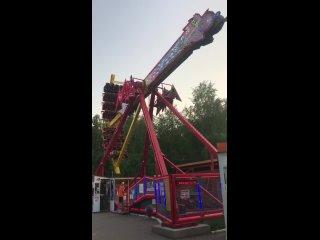 Волшебный мир  | парк аттракционов в Уфе kullanıcısından video