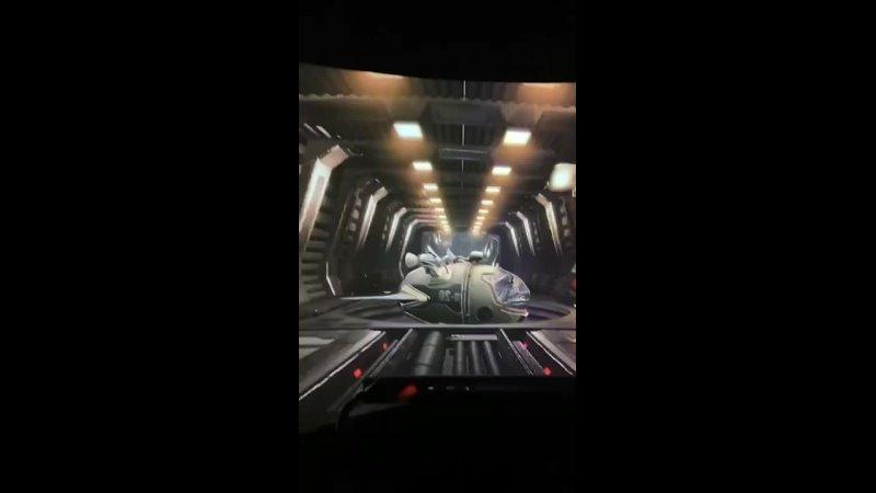 Flying cinema летающий кинотеатр с окружающим экраном на 180 грудов Полностью летать в виртуальном мире