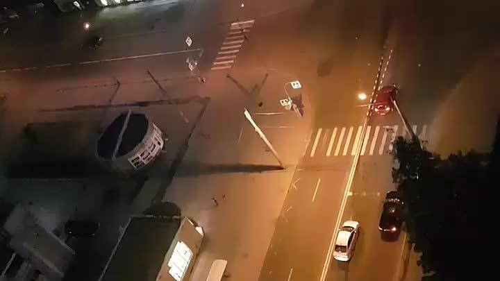 Сбили мотоциклиста на Байконурской 22.
