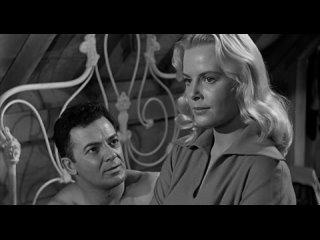 "Корнел Уайлд в фильме ""Страх бури"". (Драма,триллер,криминал,США,1955)"