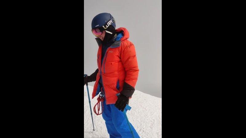 Эльбрус 2021 Бегом к вершине