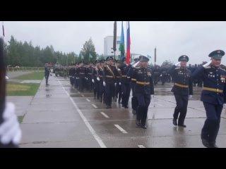Празднование Дня ВДВ в Пскове