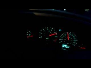 Dodge Stratus 2.4, 0-100км/ч