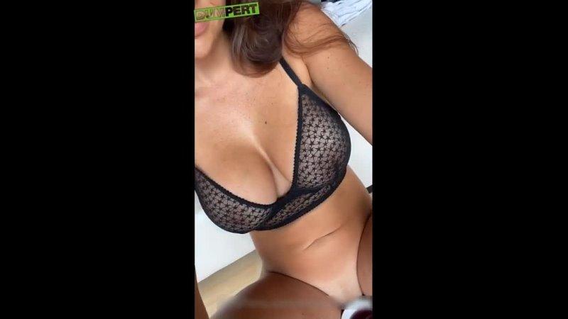Estephania ha panties lingerie tits pussy