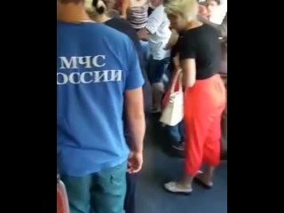 Владимирские пожарные спасли больного эпилепсией пассажира автобуса
