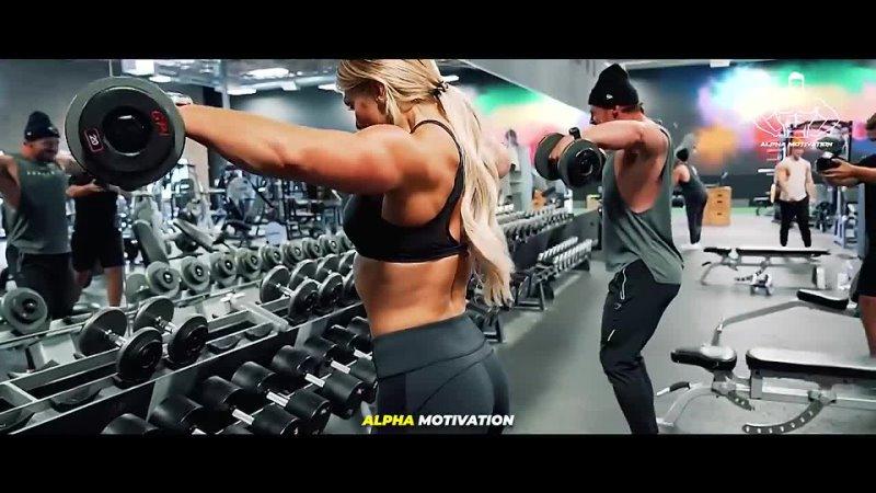 BROKEN BROOKE ENCE Workout Motivation